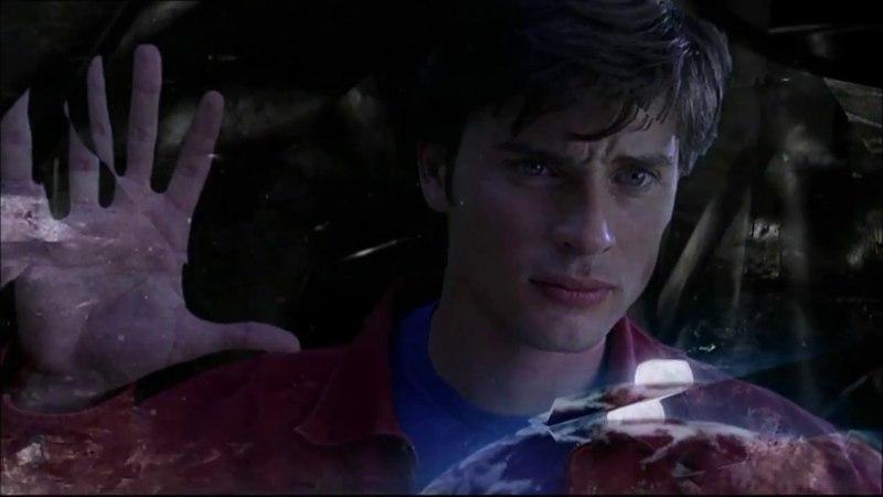 Smallville 6x1 - Clark Goes Into The Phantom Zone