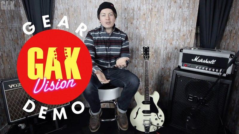 GAK PREMIUM Gibson Memphis Limited Tamio Okuda Signature 1959 ES 330