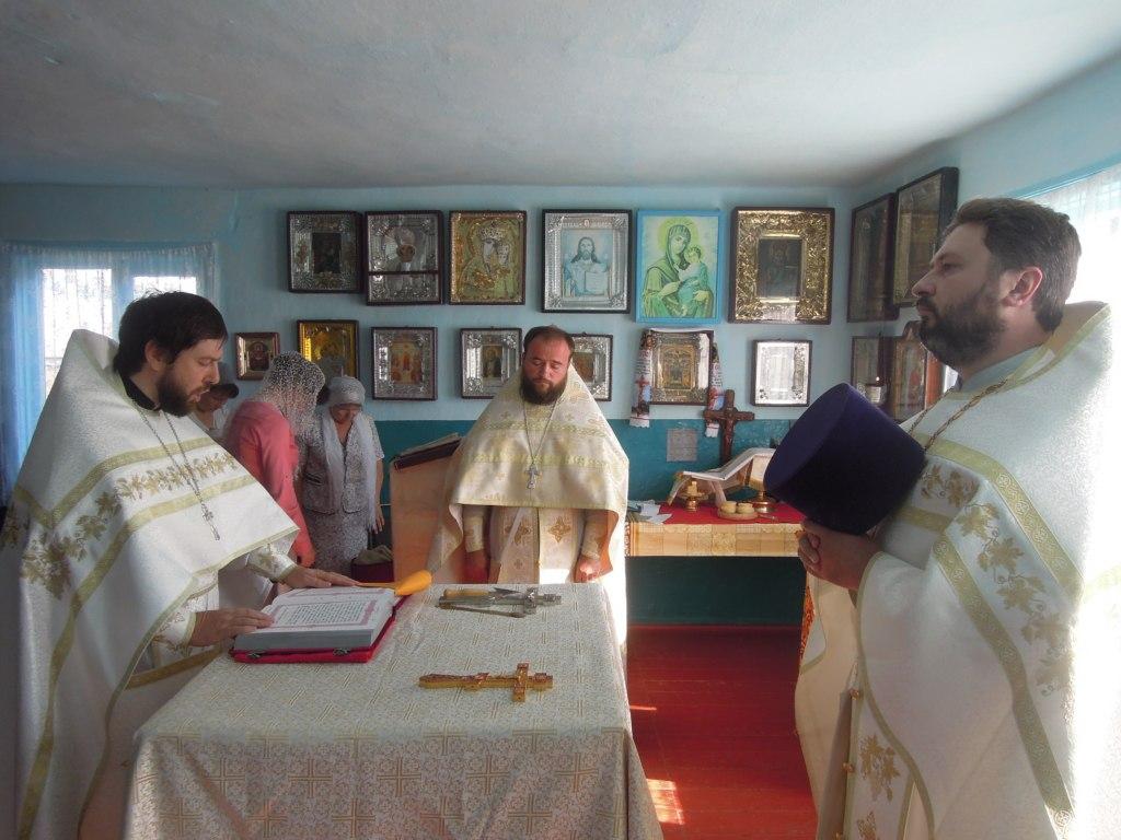 В хуторе Новоисправненском отметили Престольный праздник