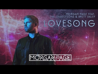 Morgan page feat. the oddictions  britt daley - lovesong