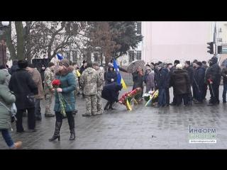 В Херсоні представники АЄС і воїни-афганці разом провели акцію