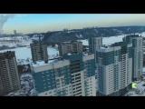ЖК Аквамарин съемки Январь 2018
