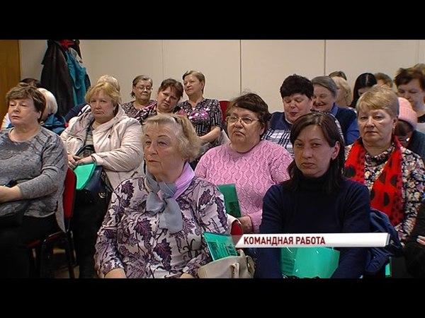 Жители Фрунзенского района готовятся к общегородскому субботнику