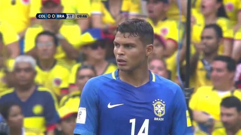 Eliminatorias Sudamericanas - Colombia vs. Brasil