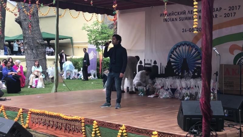 Summer Bazzar 2017. India Embassy
