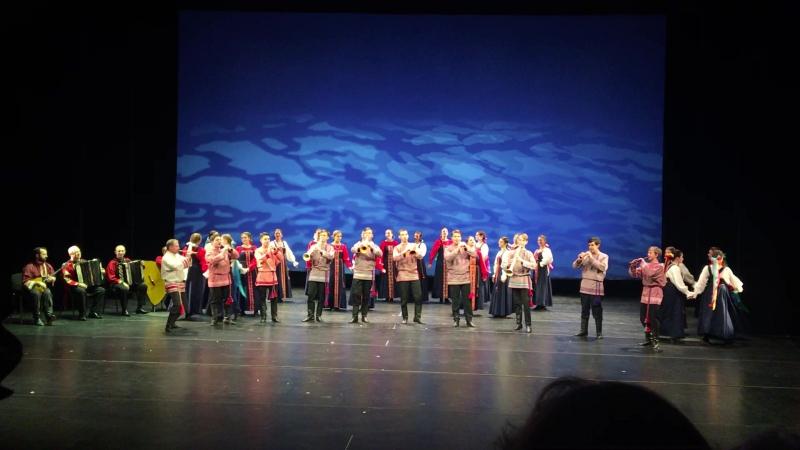 Гала - концерт Мега - проекта Одарённые дети и молодёжь