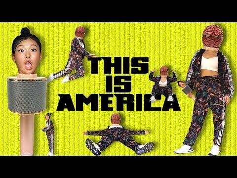 Childish Gambino - This Is America LIGI Choreography .