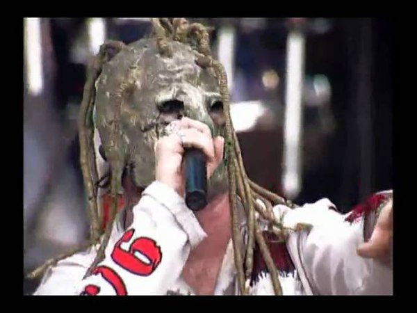 Slipknot - Spit it Out (Live @ Dynamo 2000) DvD Rip/HQ