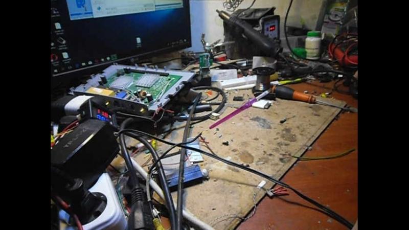 Востановление роутера TP-Link 1043nd после неудачной прошивки