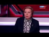 Вечер с Владимиром Соловьевым. Эфир от 13.03.2018