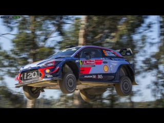 WRC 2018. Этап 6. Обзор Ралли Португалии
