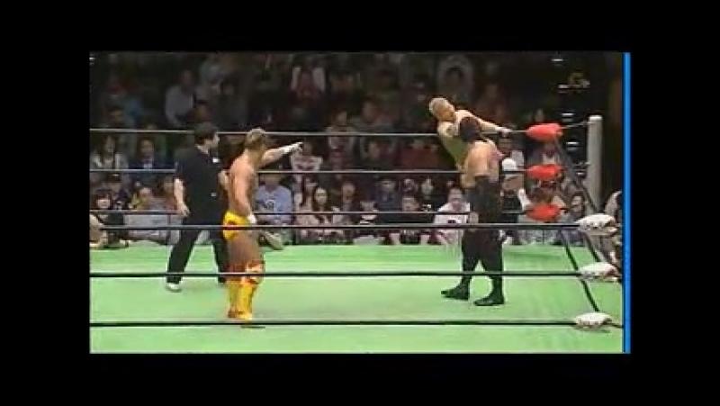 Pro Wrestling NOAH Global Tag League 2013 (2013.04.28) - День 10 (Final)
