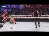 Кейн пр. Сины Royal Rumble 2012