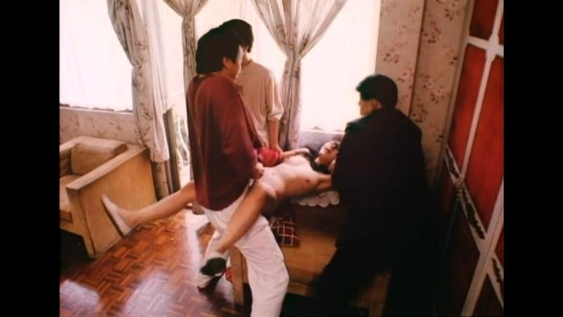бдсм и эротические сцены bdsm клетка принуждение изнасилование из фильма Китайские куколки Te qu ai nu China Dolls 1992