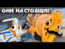Treiler А ЧТО ЕСЛИ Бластеры Нёрф живые