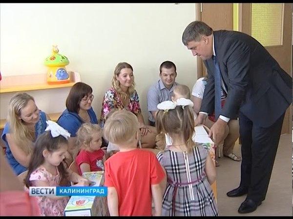 Белорусы хотят строить в Калининграде