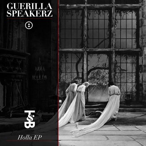 Guerilla Speakerz альбом Holla EP