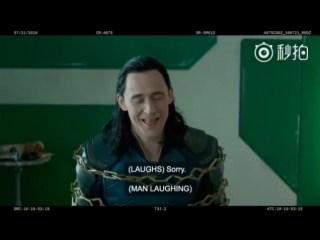 Thor Ragnarok Gag Reel - Itunes Extras