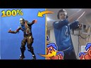 NEW Fortnite Dances in Real Life! Ninja Fortnite Best Moments - Real life original references