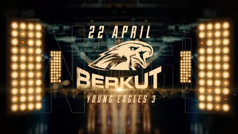 Berkut Young Eagles 3.