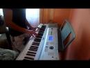 Feduk Хлопья летят наверх piano cover