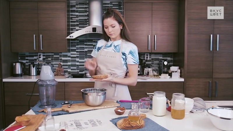 Веганские блины со сметаной _ raw _ vegan _ рецепт от ВкусЦвет