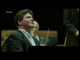 Денис Мацуев исполняет Концерт для фортепиано с оркестром №17 В. А. Моцарта