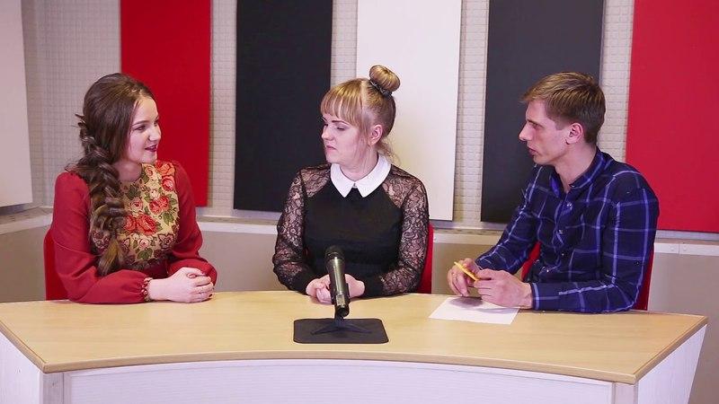 Беседа с Натальей Хазовой руководителем ансамбля Заряница Часть1 Эфир НК 5 04 2018