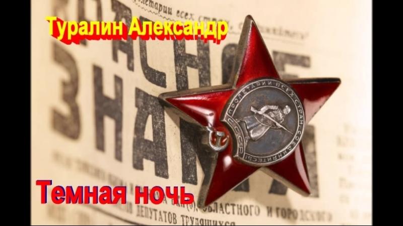 Туралин Александр Темная ночь