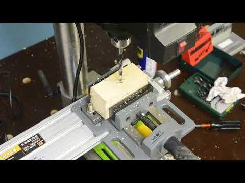 Обзор Сверлильный станок Ryobi RDP102L модернизация