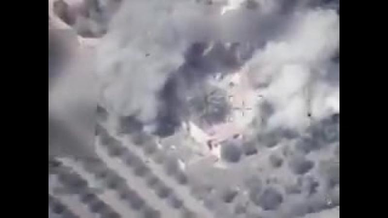 ВВС Ирака нанесли удары по командованию ИГ в Сирии