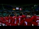 Гимн России звучит вопреки всем запретам поют хоккеисты и наши болельщики в то время как звучит Олимпийский гимн