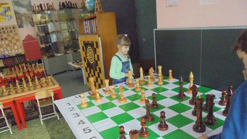 Шахматы –Обучаем играя!