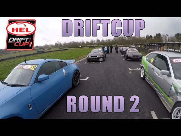 Can We Make It To Top 8 Again? - Driftcup 2018 Round 2 (Three Sisters Circuit)