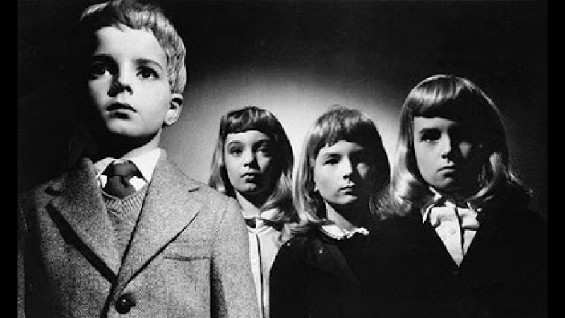 The Village Of The Damned 1960 / Деревня проклятых HD 720p rus