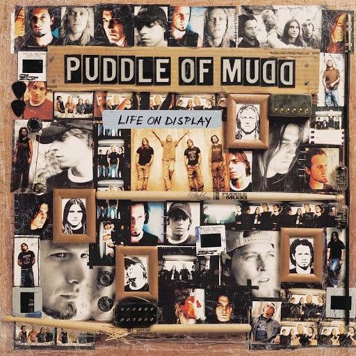 Puddle of Mudd альбом Life On Display