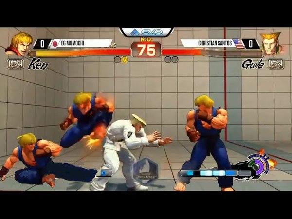 USF4 - Momochi [Ken] Compilation 4