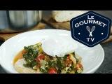 Aqua Cotta (Cooked Water) Soup Recipe - Le Gourmet TV