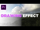 Transition from a DRAWING or SKETCH TO a REAL-LIFE scene in Adobe Premiere Pro
