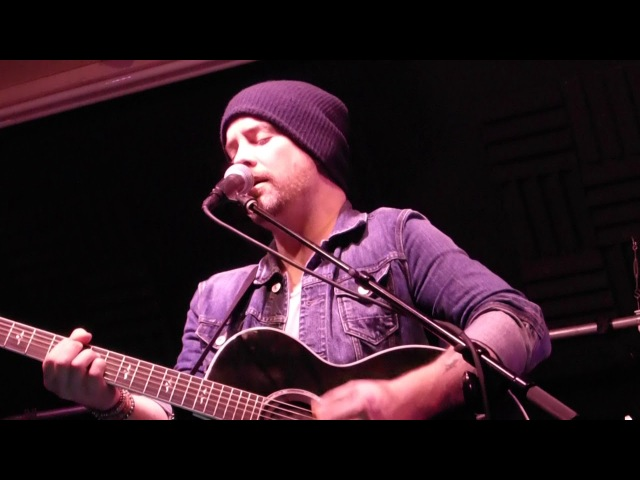 David Cook - Another Day in Paradise - New Hope Winery 02-21-2018