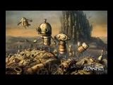Machinarium - Полное прохождение Логово Злобстера