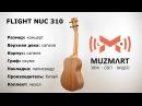 Flight Nuc 310 Укулеле концерт