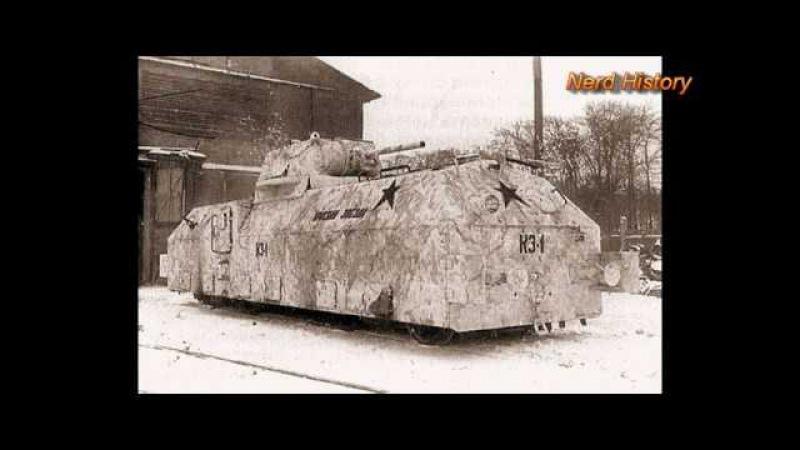 Проект бронеавтомотрисы «Красная Звезда»