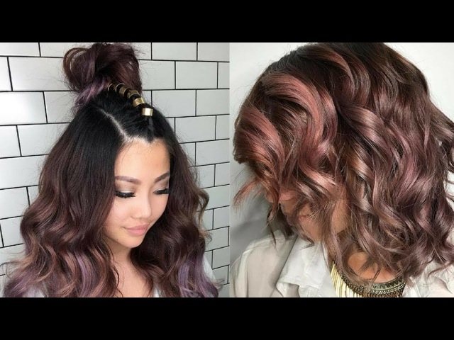 2018 Spring Summer Hair Color Trends