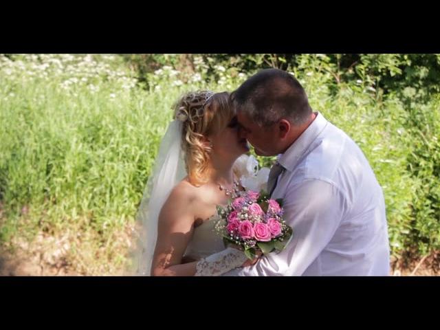 Свадебный клип Иван и Анастасия (2016)