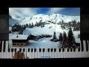 Modern Martina KorgStyle - Бесконечность (Korg Pa 700) EuroDisco80 2018 New