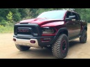 Dodge RAM 1500 Rebel TRX (Бунтарь), V-6.2 л, 575 лс