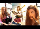 Shipping Up To Boston / Enter Sandman - Bagpipe Cover Goddesses of Bagpipe
