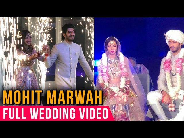Sonam Kapoor Brother Mohit Marwah Antara Motiwala FULL WEDDING VIDEO