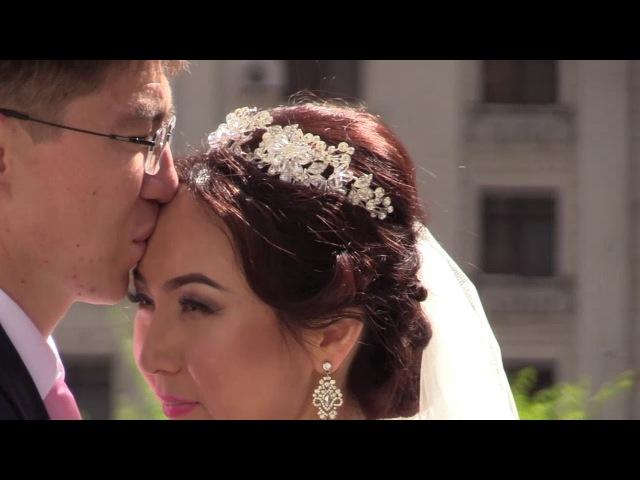 Свадебный клип в Астане - Асылхан Динара